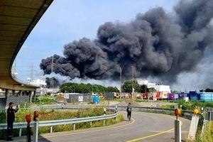 انفجار عظیم در آلمان/20 کشته و 5 مفقود!