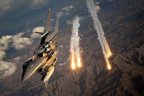 جنگندههای آمریکایی مواضع طالبان را در قندهار بمباران کردند