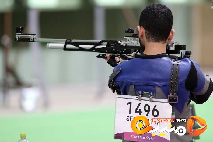 عملکرد ورزشکاران ایرانی در روز دوم المپیک