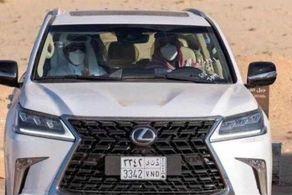 وقتی بن سلمان راننده شخصی امیر قطر می شود!
