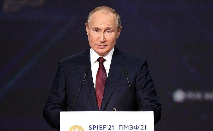 پوتین خواسته جدید خود را مطرح کرد