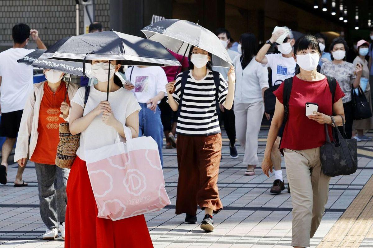 وضعیت ژاپن قرمز شد/ «اِتا» جولان خود را آغاز کرد+ جزییات