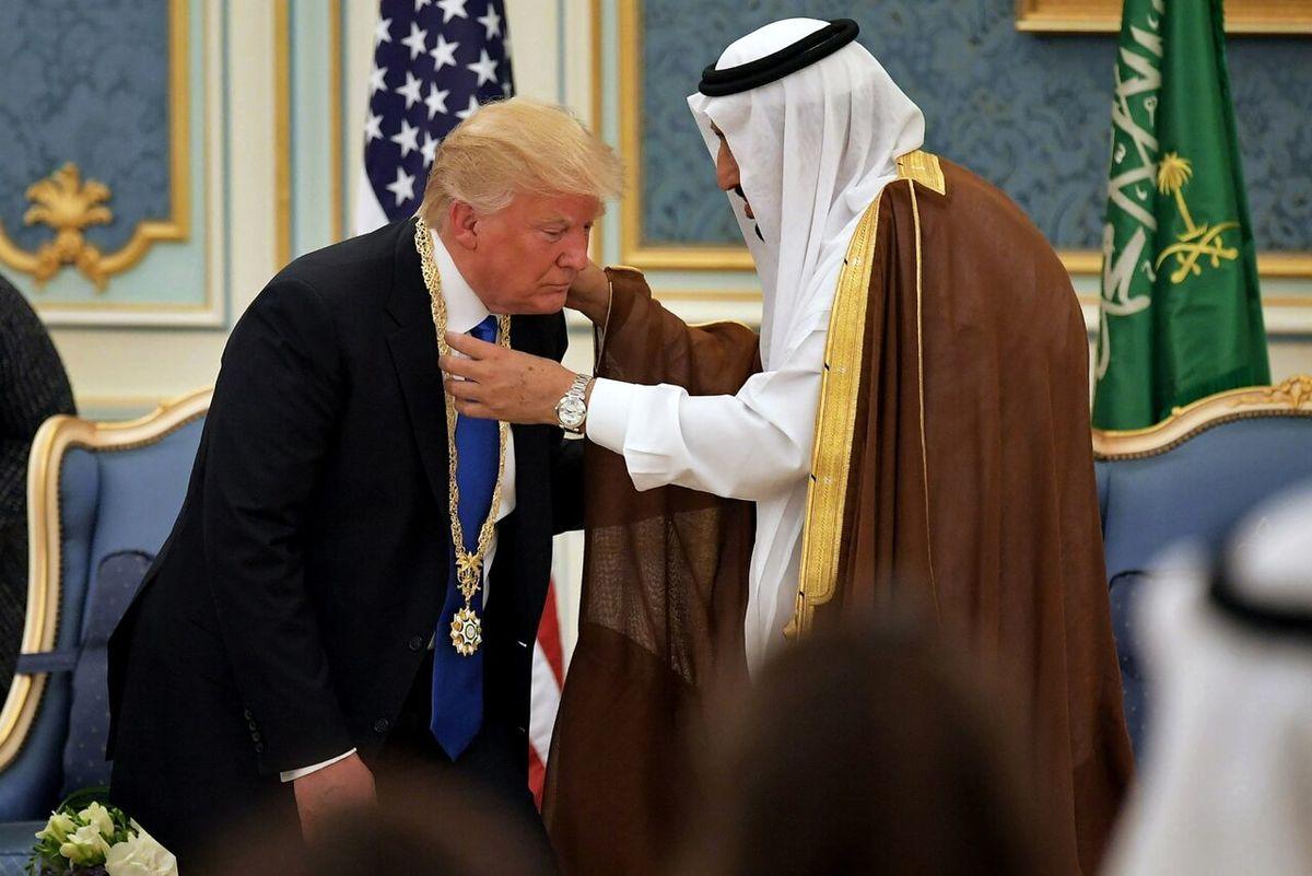هدایای عربستان بلای جان رفقای ترامپ شد