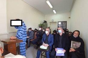 آخرین التماسها برای رهایی از اعدام آرمان قاتل غزاله