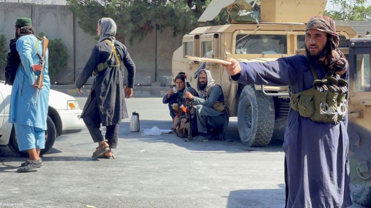 جنایت جدید طالبان در پنجشیر/ افراد دستگیر شده در ملاءعام تیرباران شدند+ فیلم