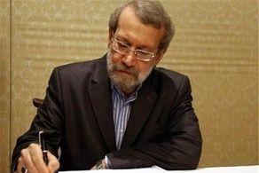 اولین واکنش علی لاریجانی پس از رد صلاحیتش توسط شورای نگهبان