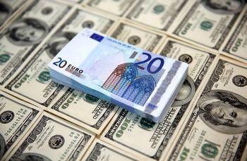 قیمت دلار و یورو امروز 21 مهرماه/ نرخ دلار 26.576 هزار تومان رسید