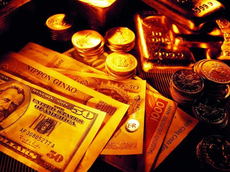 طلا ارزان تر می شود!/ نرخ دلار چشم انتظار آزادسازی منابع بلوکه شده
