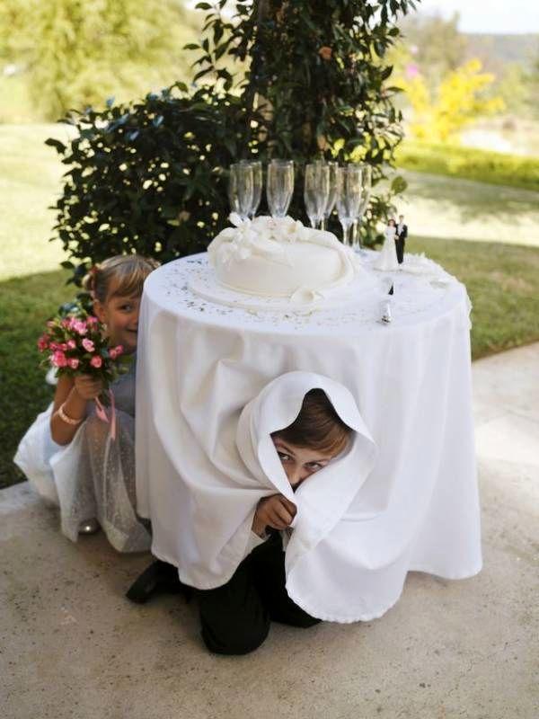 حرکت عجیب عروس بعد دیدن بچهها وسط عروسی!