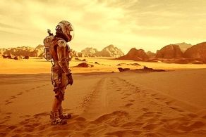 آیا سفر به مریخ برای انسان امنیت دارد؟
