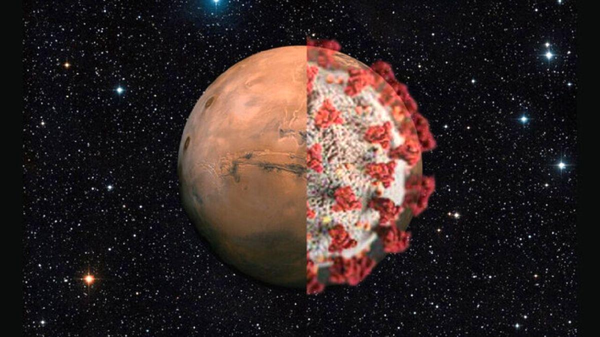 چگونه ورود به مریخ میتواند به معنای انقراض بشر باشد؟