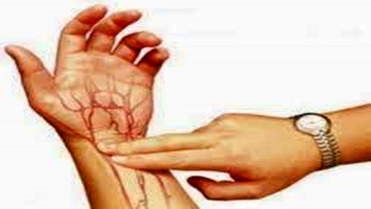 به چه علت در قسمتهای مختلف بدن احساس نبض میکنیم؟