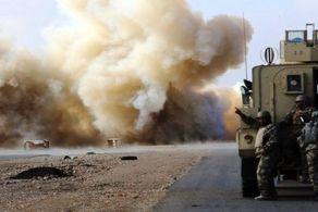 ضربه مهلک دیگری بر پیکر نظامیان آمریکا در عراق وارد شد+جزییات