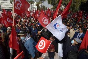 تظاهرات بزرگ علیه رئیسجمهور/ مردم تونس به خیابانها ریختند