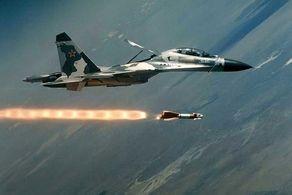 ترویستهای داعش در دام نیروی هوایی/10 کشته و زخمی در حمله هوایی