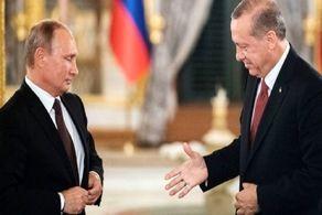 گفتوگوی جدید اردوغان و پوتین درباره سوریه و افغانستان!+جزییات