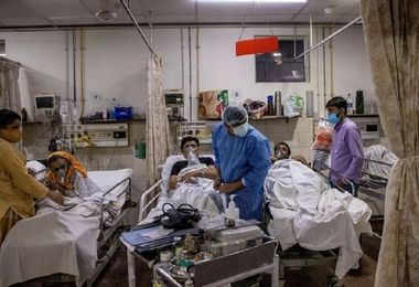 کرونا جان ۱۲۷ بیمار دیگر را گرفت/ ۲۲ شهر کشور در وضعیت قرمز