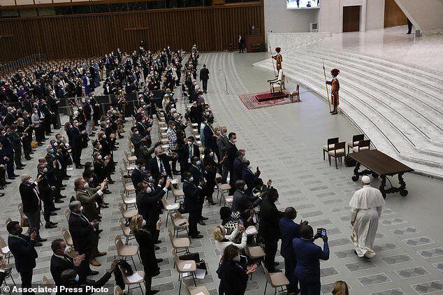 پاپ خواسته جدید خود را از تمامی کشورها مطرح کرد!