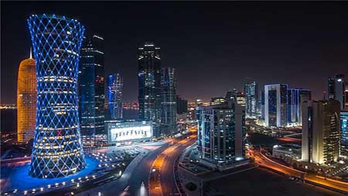 نصب کولر در کف خیابانهای قطر برای خنک کردن هوا + فیلم