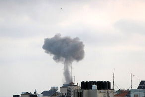 حمله خمپاره ای گردان های قدس به یک پایگاه نظامی اسرائیل