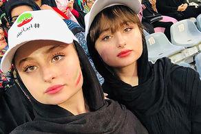 حجاب جنجالی سارا و نیکا بازهم حاشیهساز شد+ فیلم