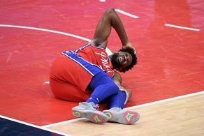 نتایج بازیهای 12 مارس 2021 لیگ NBA / مصدومیت نگرانکننده امبید؛ پانزدهمین شکست پیاپی راکتس