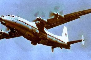 هواپیمای نظامی روسیه سقوط کرد!