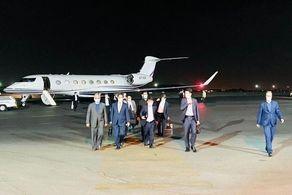 وزیر امورخارجه ژاپن وارد تهران شد