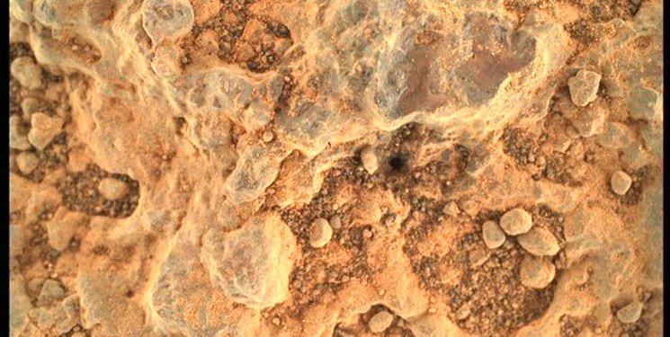جدیدترین جزئیات از سطح مریخ+ عکس