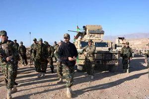 ۳۴ عضو گروه طالبان در افغانستان کشته شدند