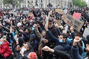 مردم انگلیس به خیابان ها ریختند!