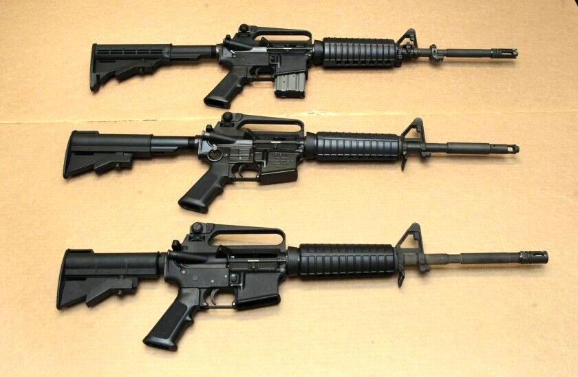 ممنوعیت ۳۰ ساله حمل سلاح تهاجمی در کالیفرنیا لغو شد!