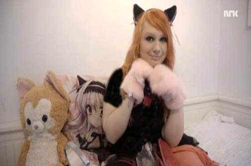 میو میو کردن 20 ساله این دختر گربهای!+عکس