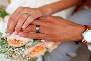 کتک خوردن عروس از داماد وسط مراسم ازدواج!