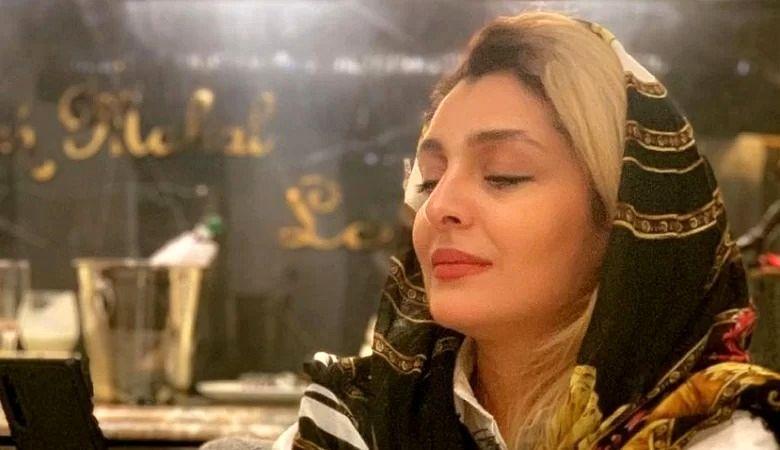 تصویر جنجالی بازیگر سریال «دل» در آغوش شوهرش منتشر شد!+عکس