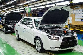 اعلام آمار تولید محصولات ایران خودرو به تفکیک هر دستگاه + جدول