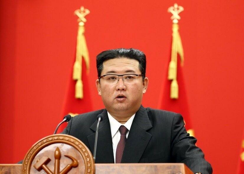 رهبر کره شمالی با شمایل جدید خواسته خود را مطرح کرد+ عکس