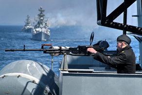 روسیه در مقابل آمریکا قدرت نمایی نظامی کرد!
