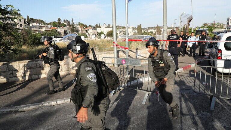 حمله نظامیان صهیونیست به جوانان فلسطینی در بیتالمقدس