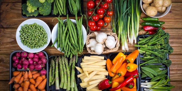 سبزیجات رنگی سیستم ایمنی بدن را تقویت میکنند!