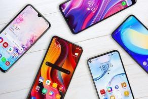 پرفروش ترین گوشی های شیائومی در بازار چند؟