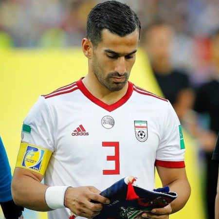 حمایت یک استقلالی از کاپیتان تیم ملی