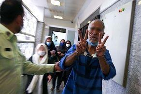پدر بابک خرمدین از زندان خارج شد!+ جزئیات