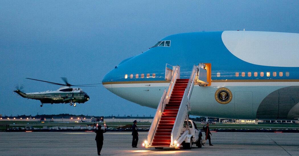 دردسر عجیب برای هیات رسانهای کاخ سفید در سفر به اروپا!+جزییات