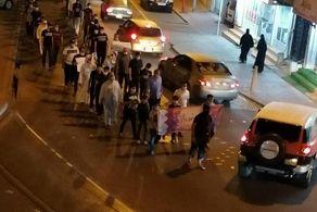 تظاهرات گسترده مردمی آغاز شد/زندانیان سیاسی را آزاد کنید!