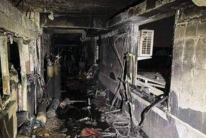 واکنش تند نخست وزیر عراق در پی انفجار بیمارستان بیماران کرونایی!+جزییات