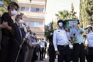 اعلام عزای عمومی در ایذه برای علی لندی
