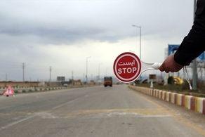 انسداد محور کندوان/ مسافران از هراز و فیروزکوه تردد کنند