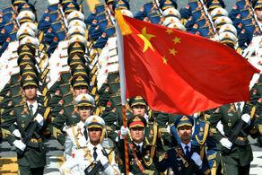 چین اقدام جدید نظامی خود را عملی کرد