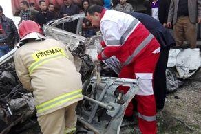 نجات 175 نفر از حوادث طی 72 ساعت گذشته
